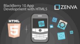 BlackBerry 10 App Development with HTML5