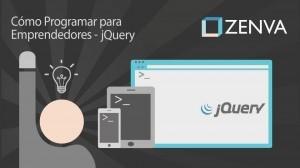 Cómo Programar para Emprendedores - jQuery