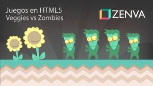 Juegos Móviles con HTML5 - Veggies vs Zombies