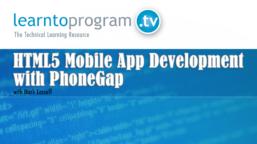 HTML5-Mobile-App-Dev-with-PhoneGap