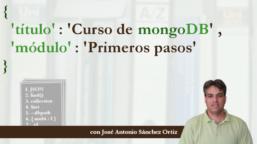 Primeros Pasos con MongoDB