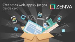 Crea Sitios Web, Apps y Juegos desde Cero