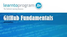 git and github fundamentals