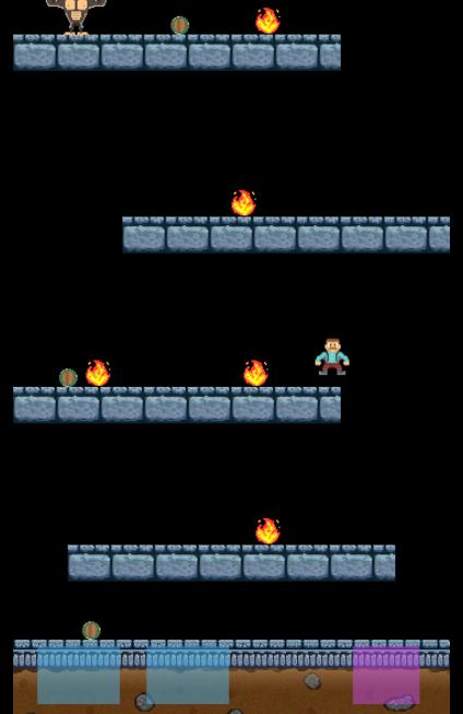 monster kong game screen