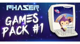 phaser game pack 1