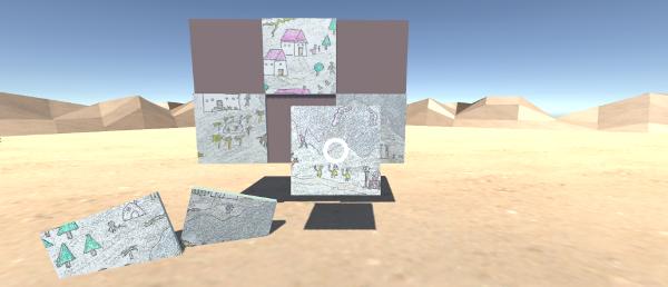 Unity VR Development - Puzzle Game