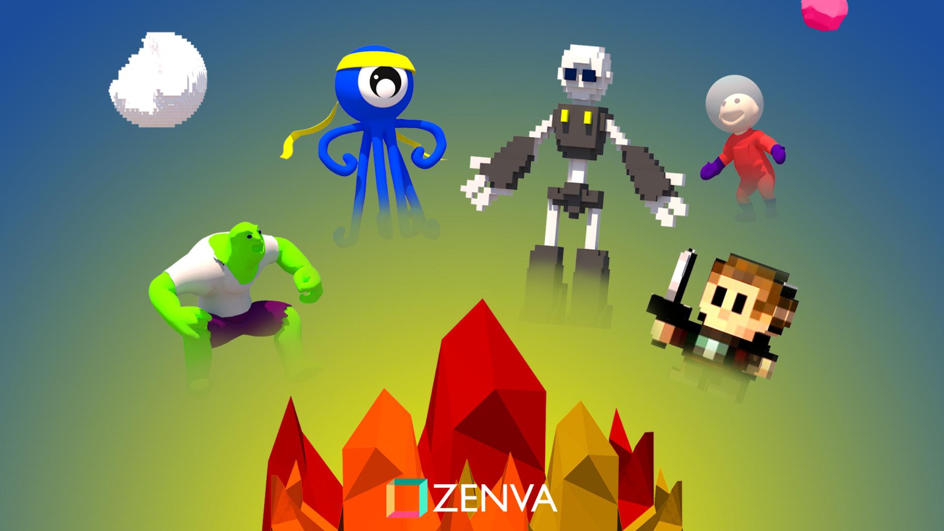Unity 101 – Game Development and C# Foundations | Zenva Academy