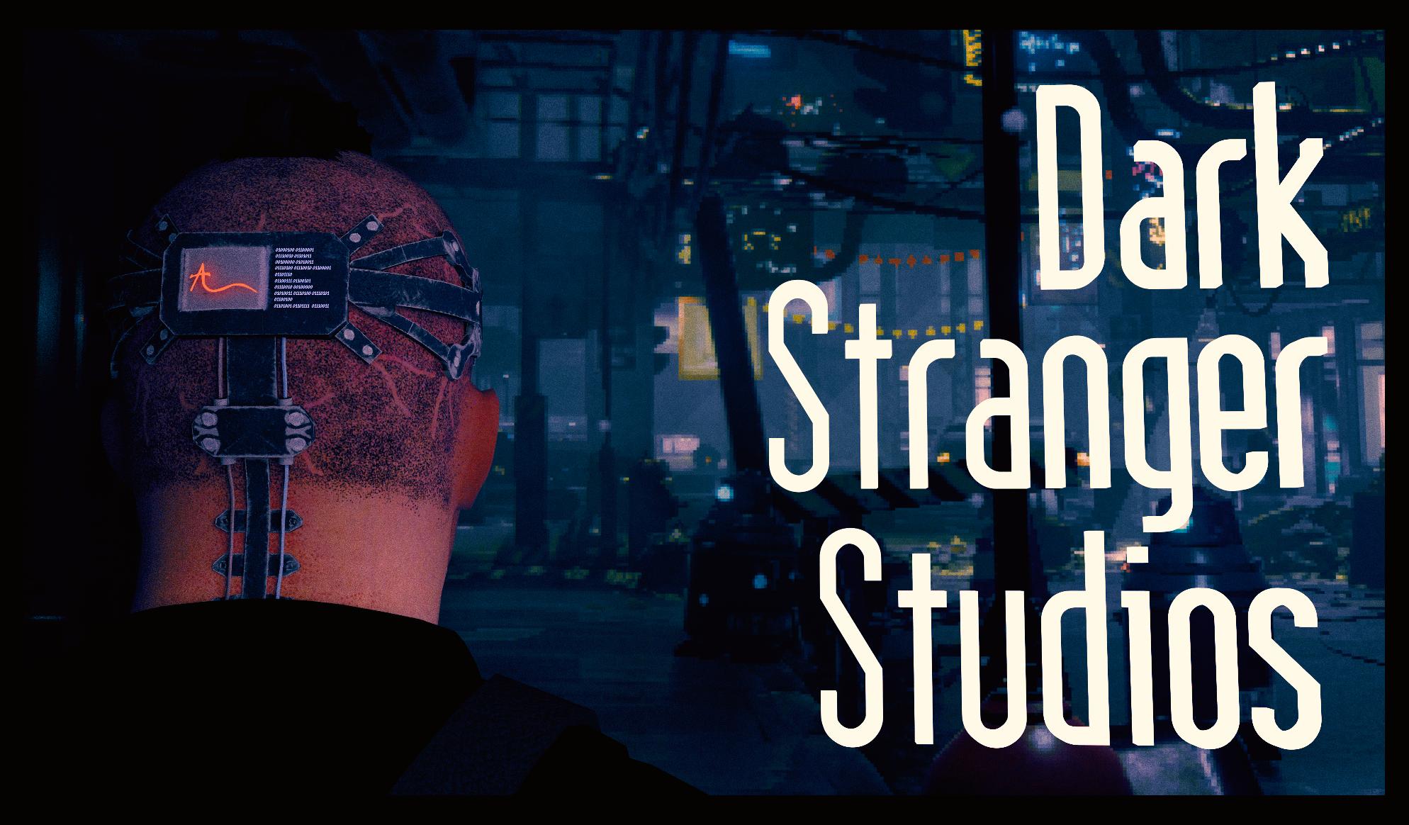 Dark Stranger Studios logo