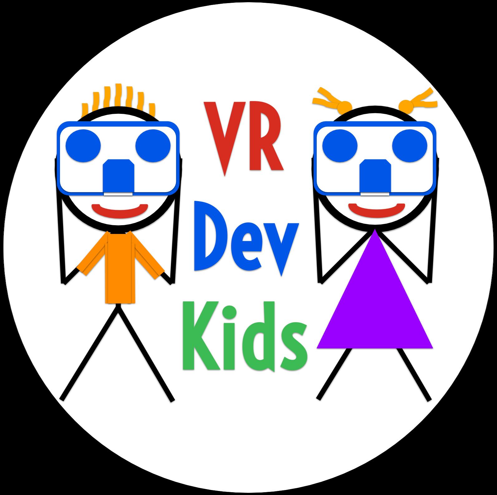 VR Dev Kids Logo