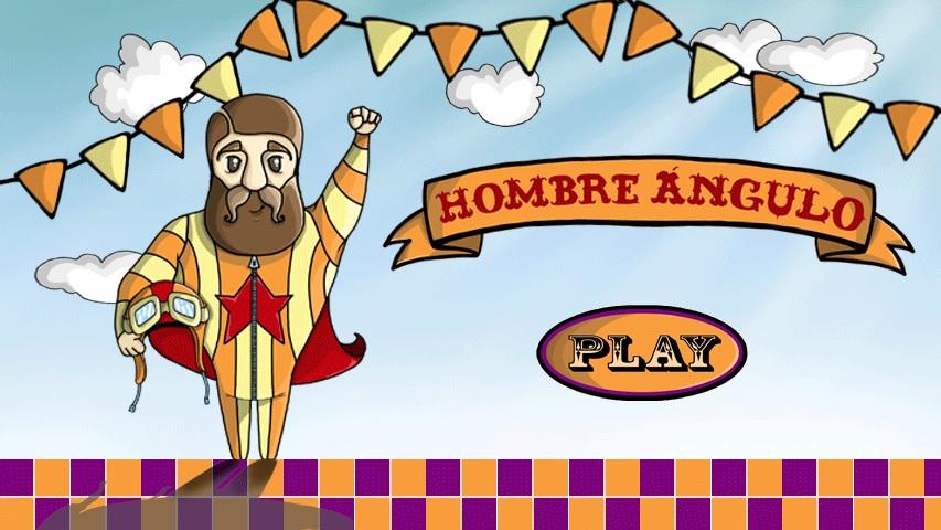 Hombre Angulo title screen