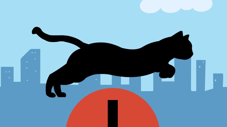 Paws game logo