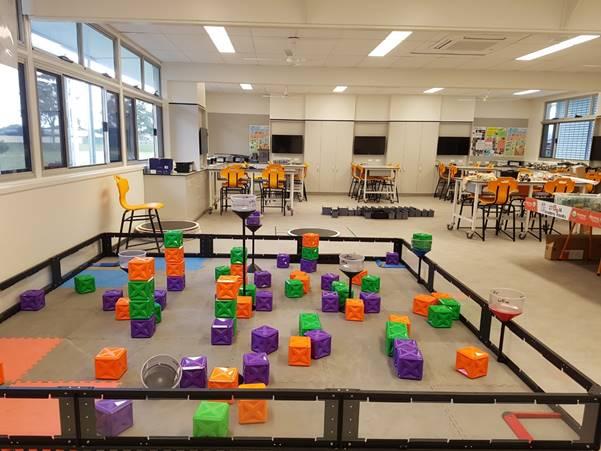 Peter Darcy activity area