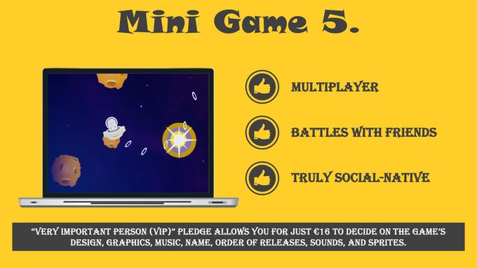 Mini Game 5 from Daniel Danielecki's Kickstarter