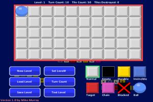 Tile Crusher screenshot for game start